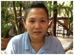 Ms. Nguyen Thi Be Thu – convenience, fastness, and carefulness