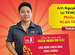Mr Nguyen Minh Hieu – Home Credit staffs are really enthusiastic