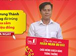 Mr Nguyen Trung Thanh - Good service, fast process and staffs are enthusiastic