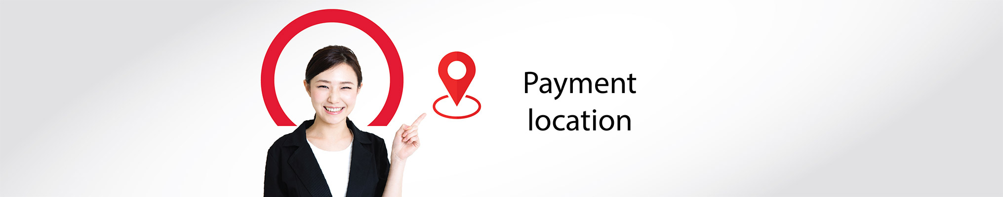 List of payment location